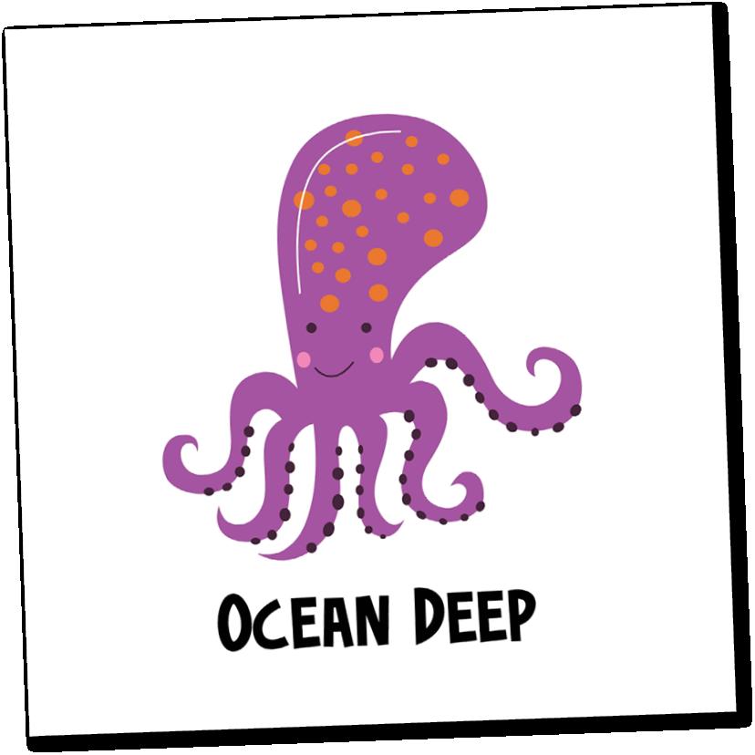 Ocean deep theme