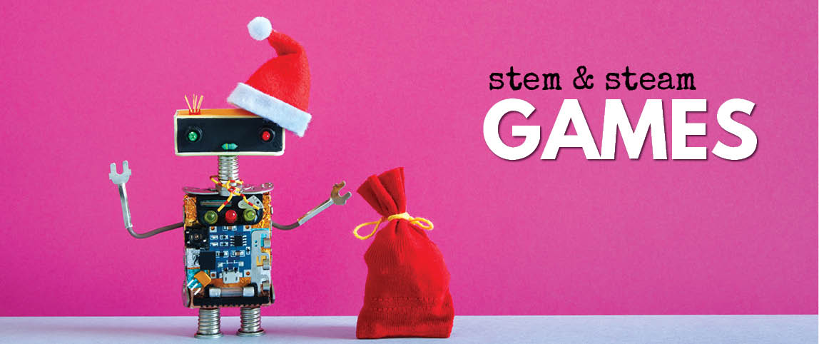 stem and steam games