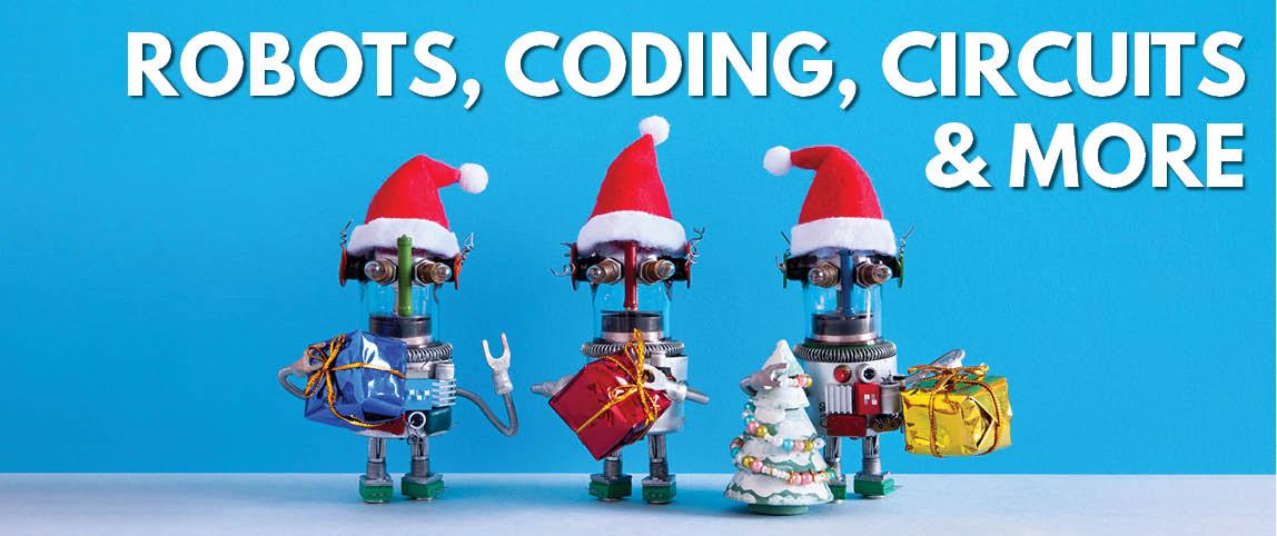 robots coding circuits and more