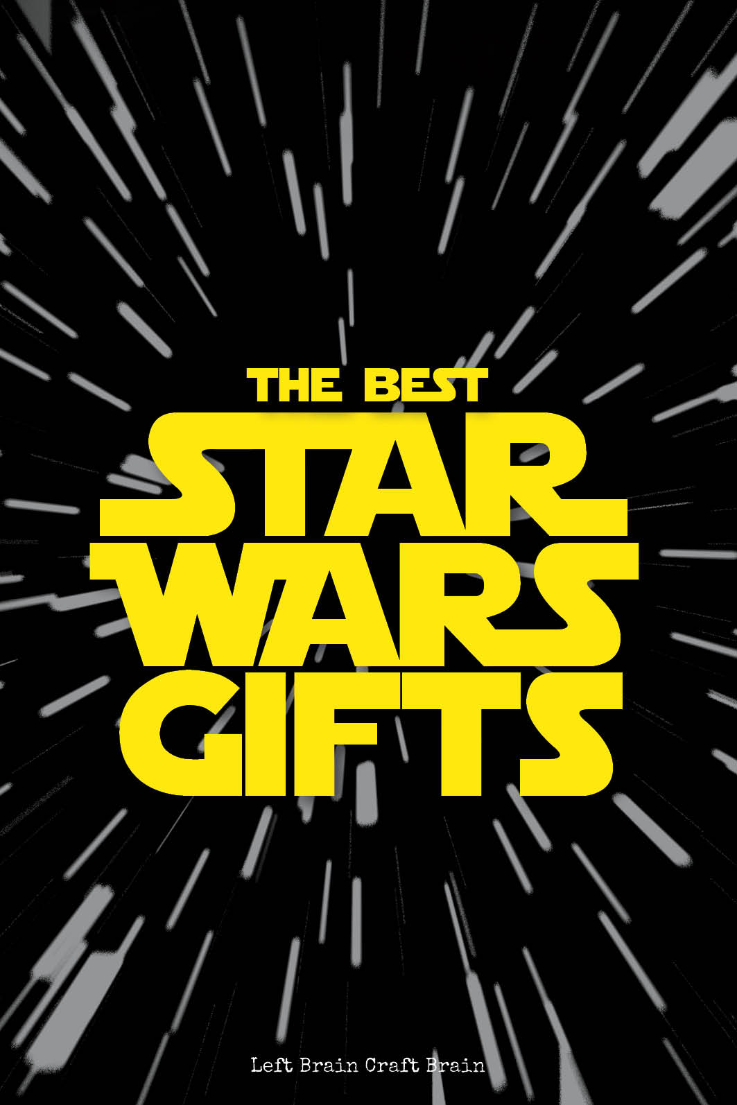 Star Wars fans will love getting a present from this huge list of the Best Star Wars Gifts. From Star Wars Lego to Star Wars games to Star Wars Toys and Star Wars Collectibles, this list has it all.