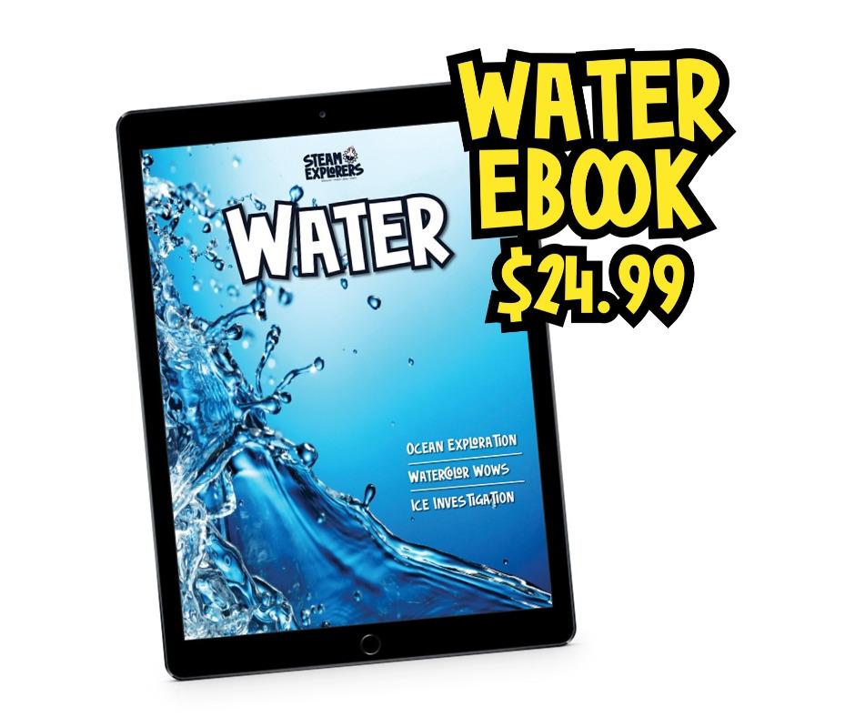 Water Ebook $24.99