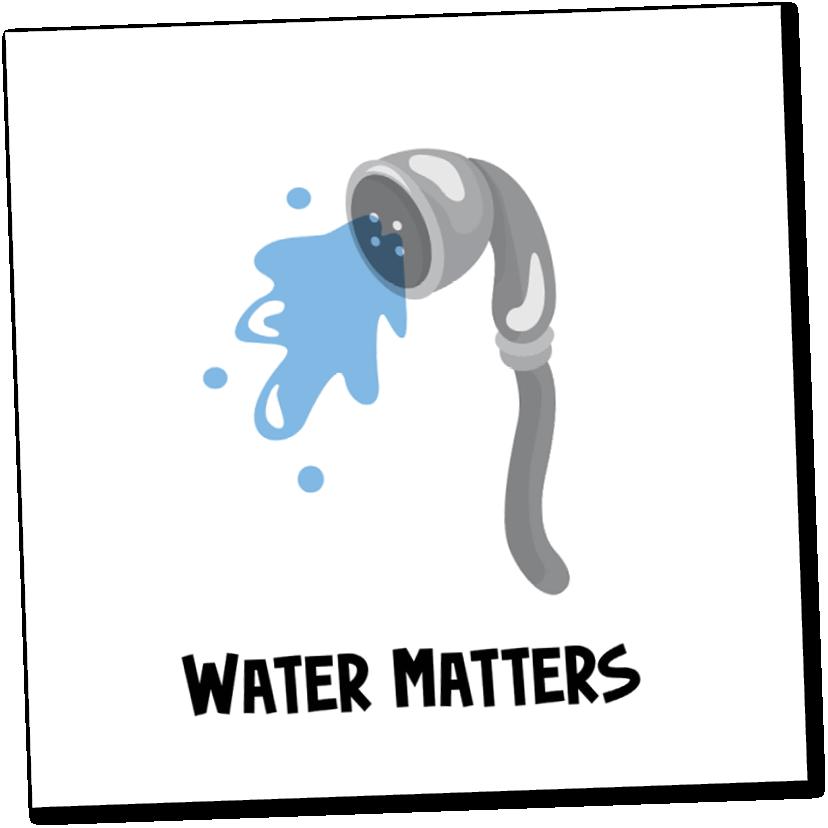 water matters theme