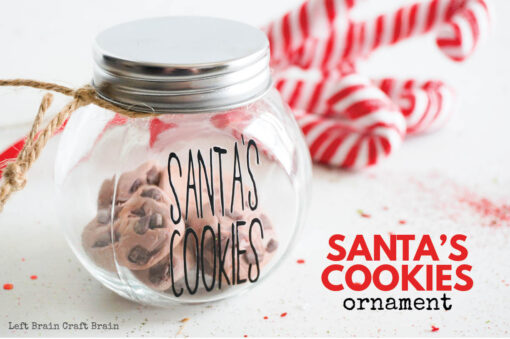 Santa Cookie Ornament 680x450