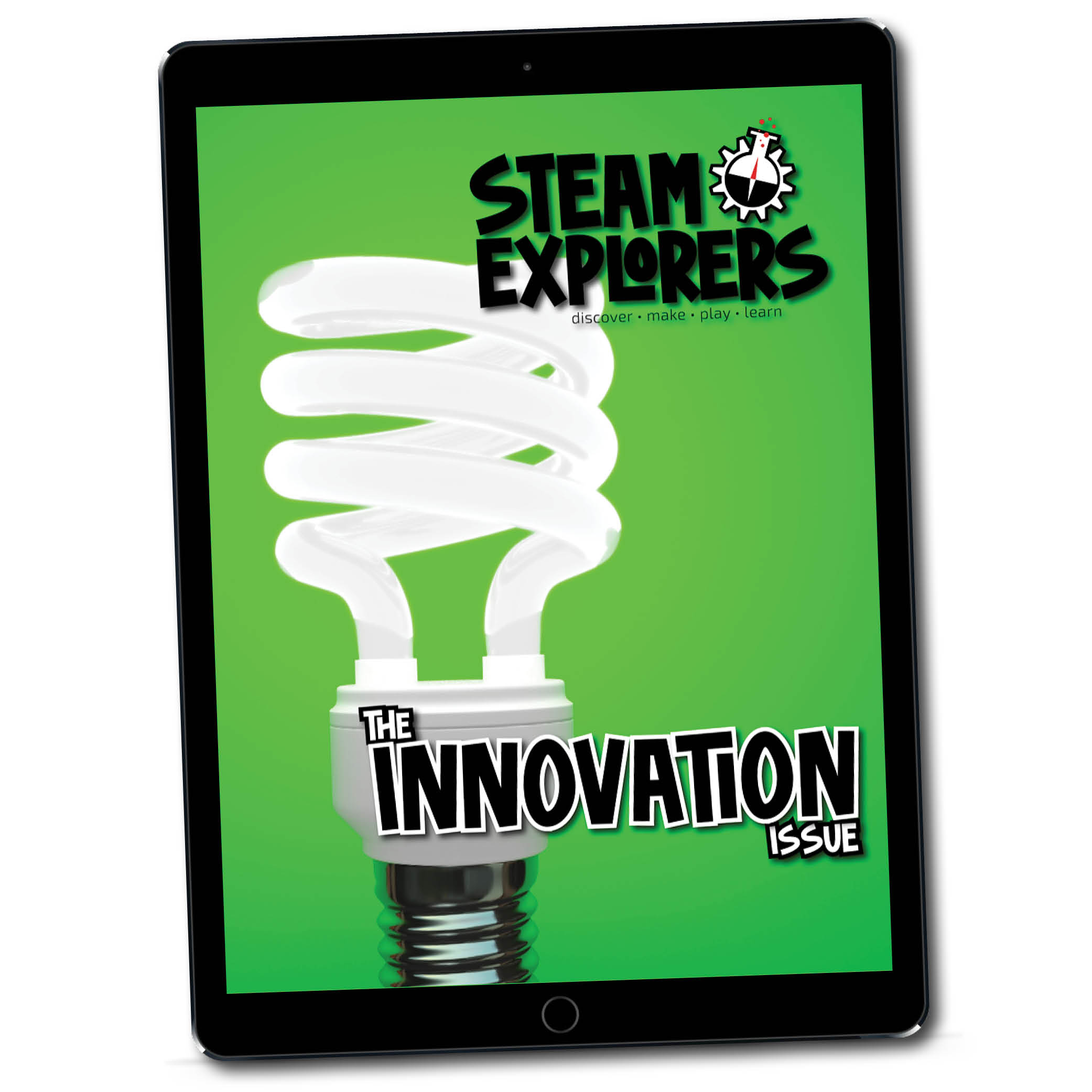 Innovation Issue Cover Square