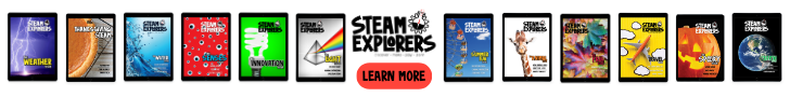 STEAM Explorers Issues Covers 728x90