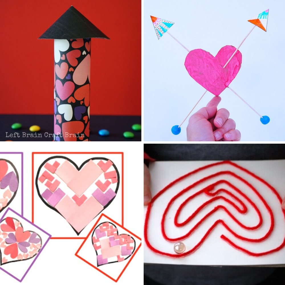 Kids will LOVE these Valentine's Day STEM Activities that add science, tech, engineering, art, & math to the holiday. STEM / STEAM is great for school & home.