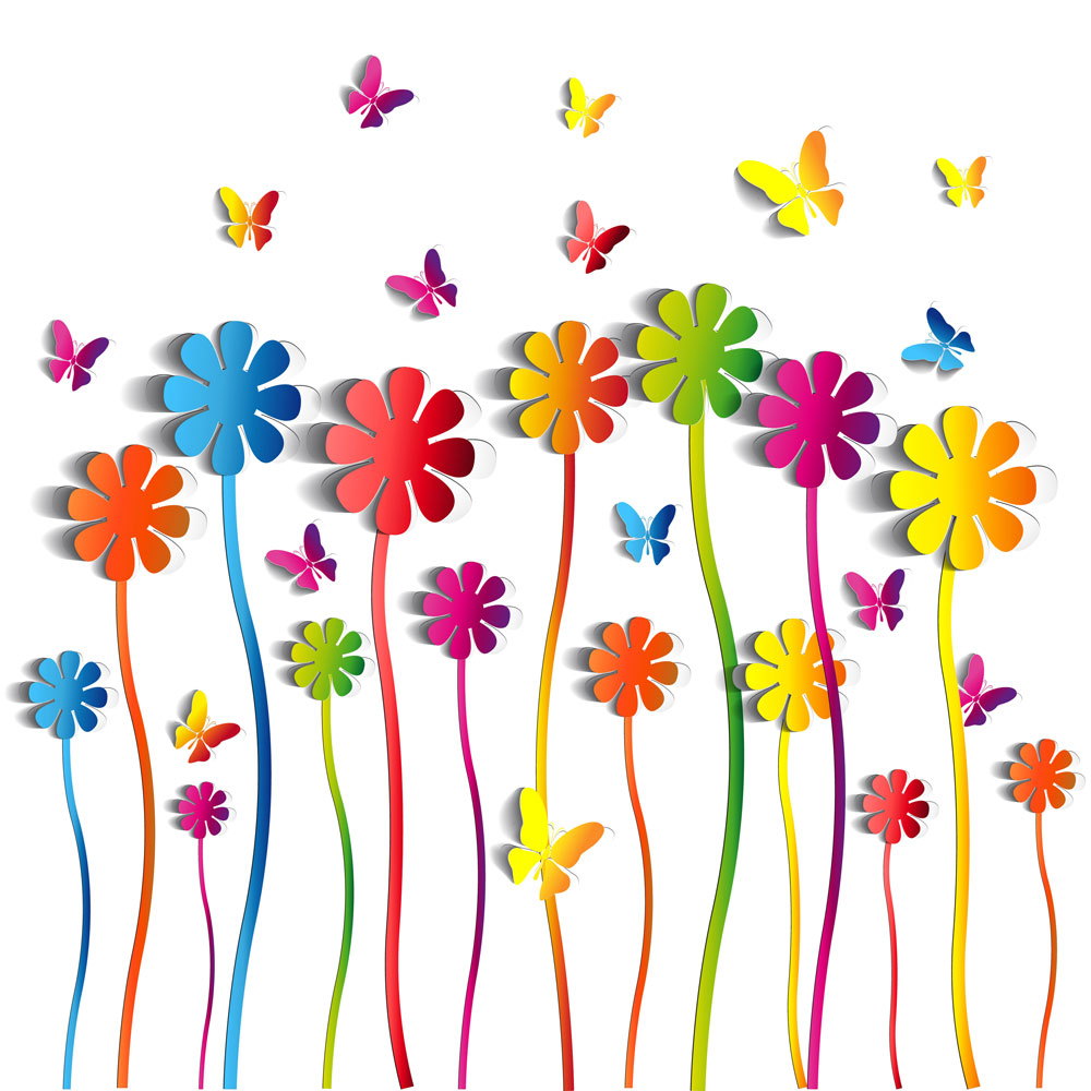 paper-cut-flowers