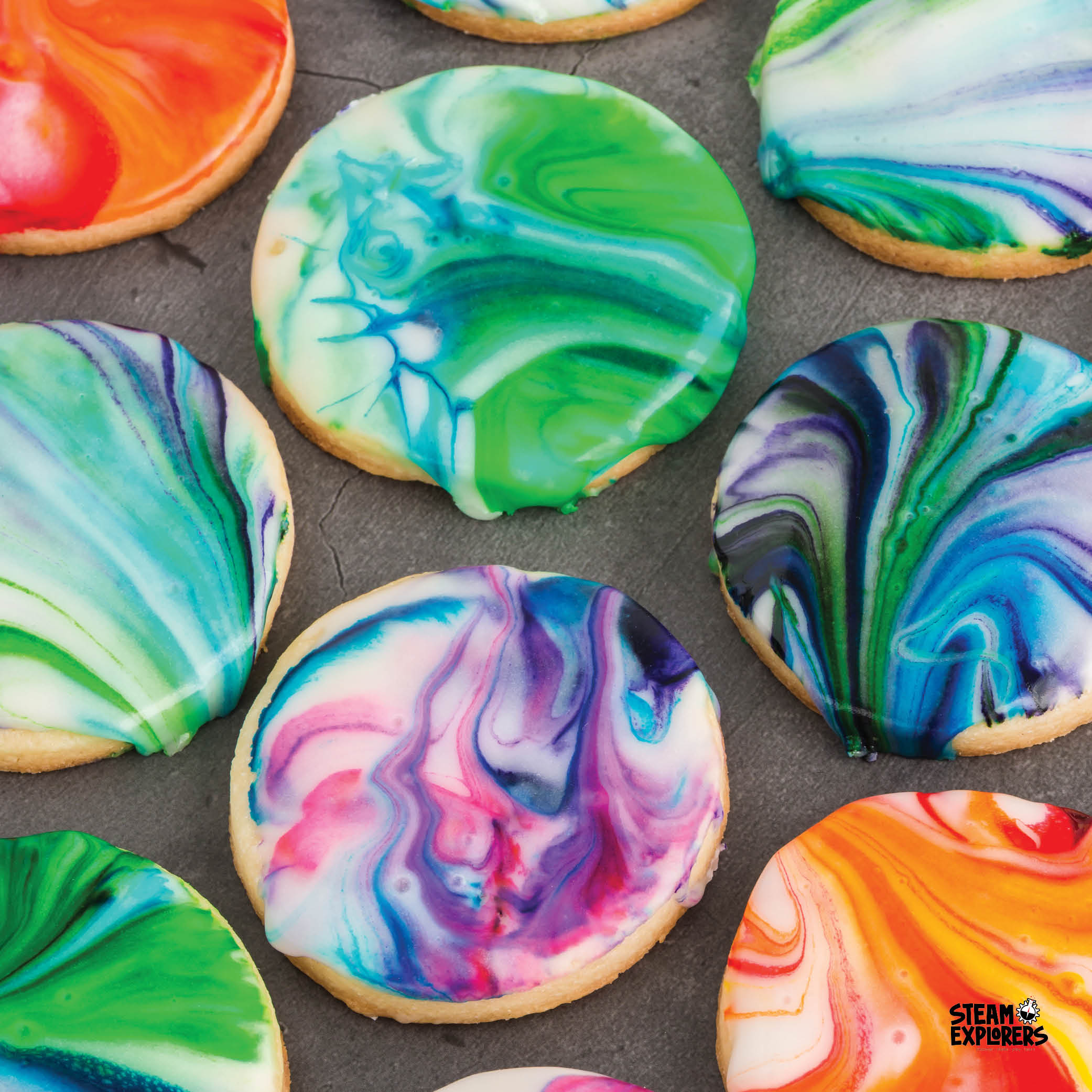 Planet Cookies 1000x1000