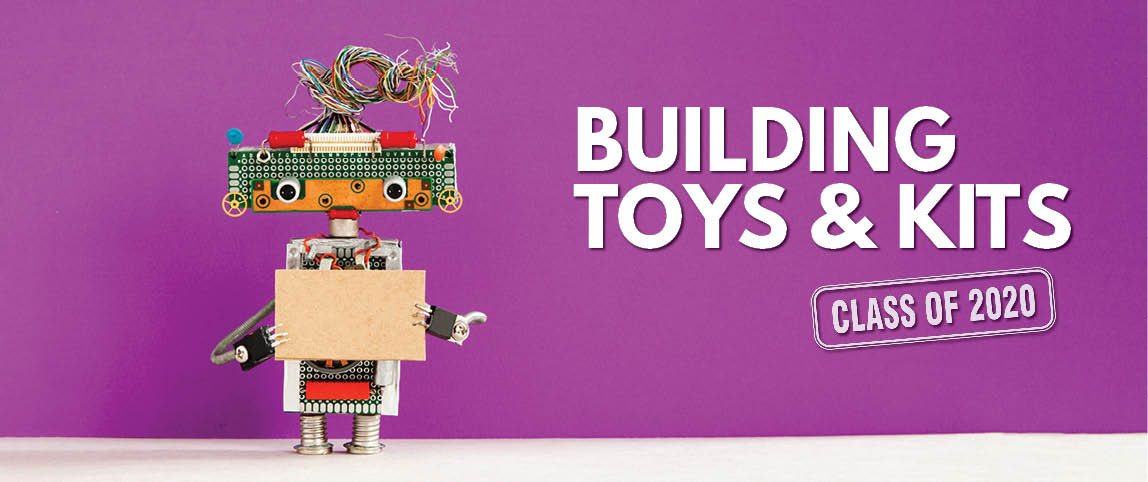 Building Toys and Gifts - 2020