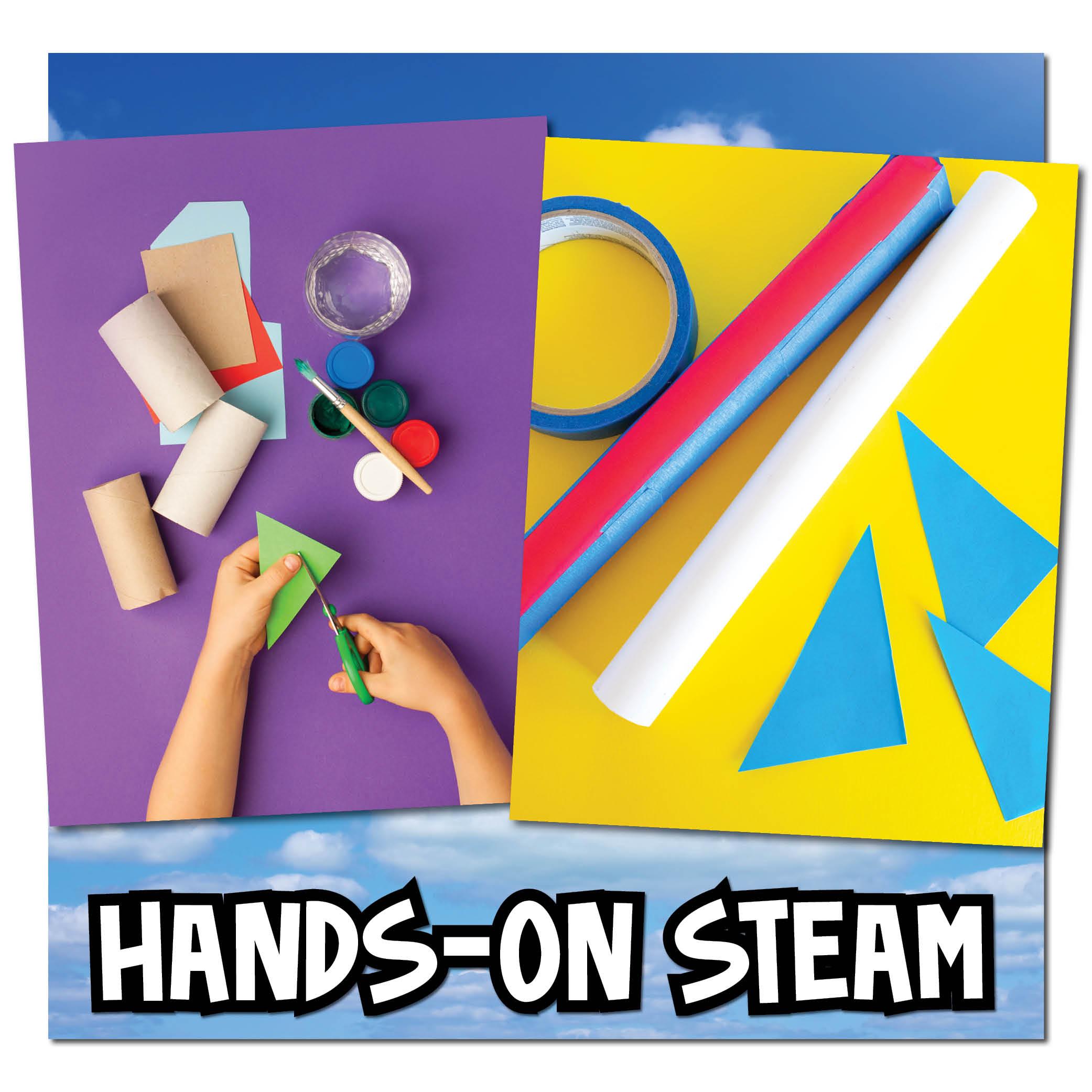 hands-on steam Dream Big Bundle copy on bottom