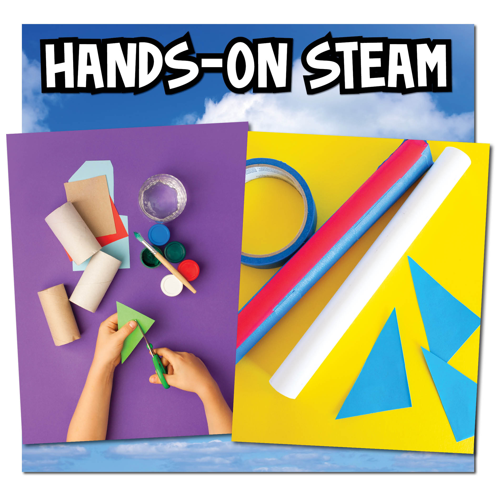 hands-on steam Dream Big Bundle