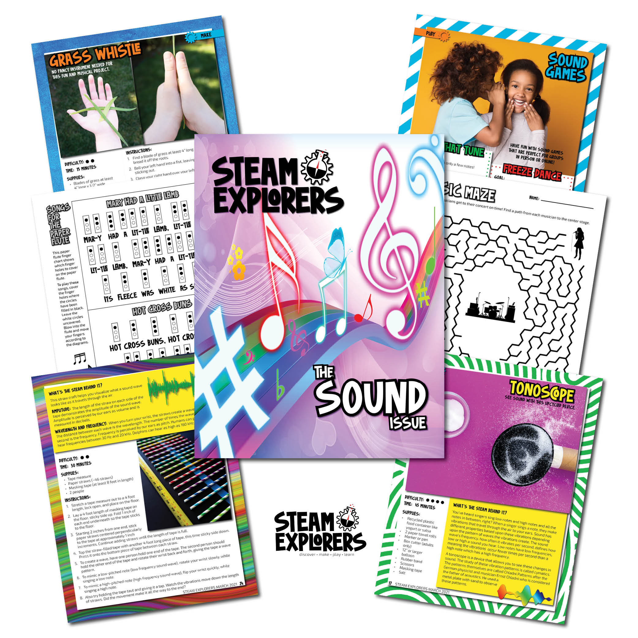Sound Issue - What's Inside v2