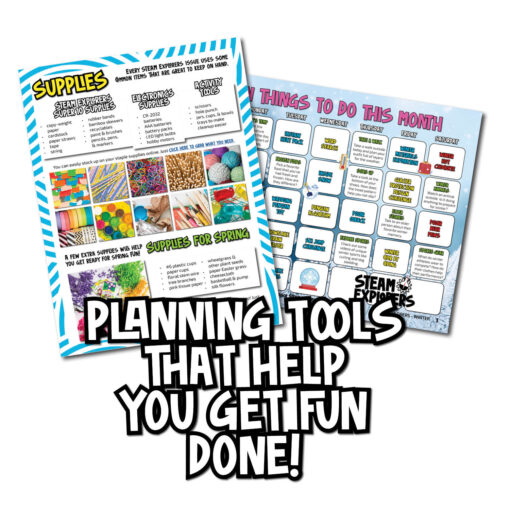planning tools - four seasons