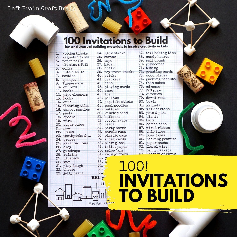 100 Invitations to Build 1500x1500