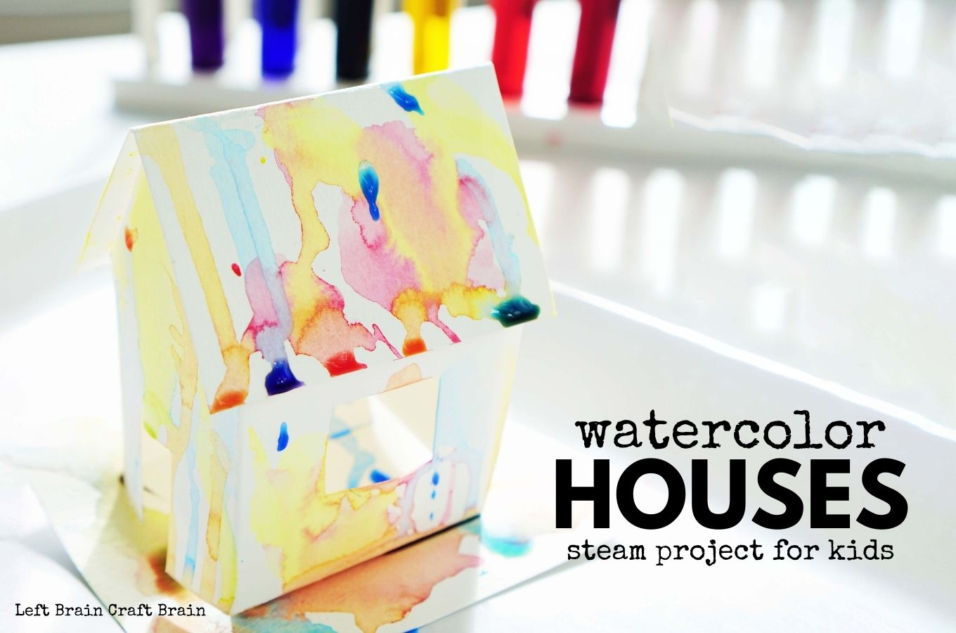 Watercolor Houses STEAM Projects for Kids 1360x900jpg