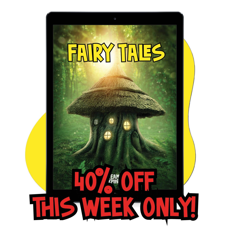 fairy tales 40 off ipad