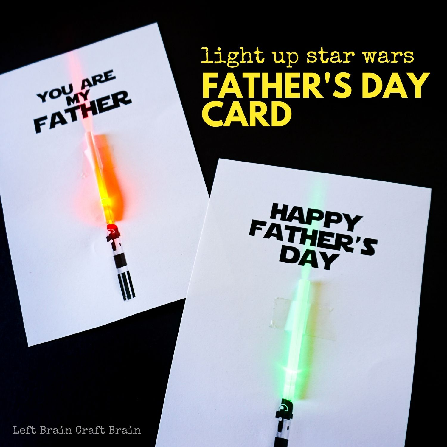 light up star wars fathers day card 1500x1500