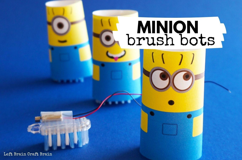 minion brush bots 1360x900