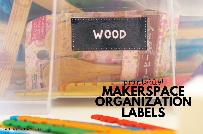 printable makerspace organization labels 1360x900