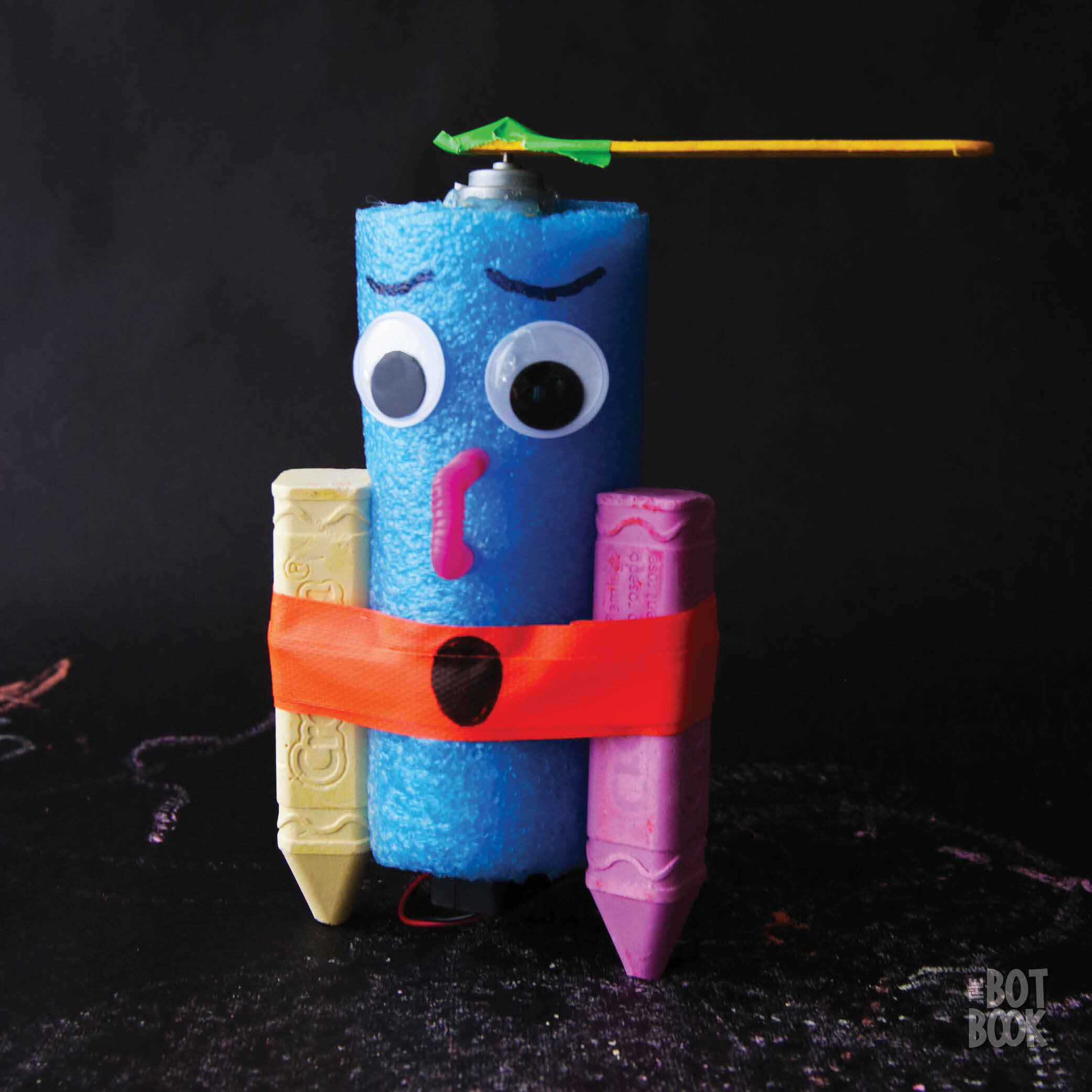 Pool Noodle Chalk Bot 2000x2000
